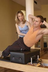 pilates helps relieve back pain