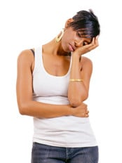 PMS can be relieved with acupuncture and Chinese medicine