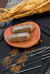 Acupuncture and Chinese medicine are health alternatives