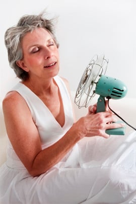 Acupuncture is an effective and natural balancing treatment for menopause and hot flashes