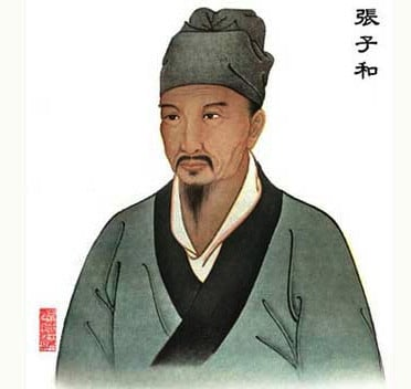 Zhang Zi He is credited with being the founder of the School of Attacking and Purging