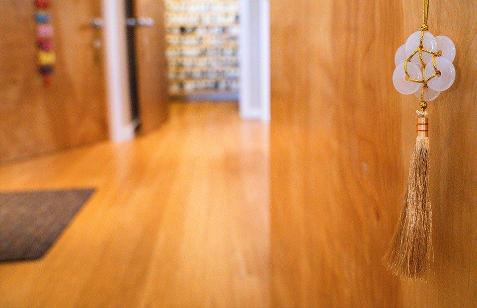 Empirical Point Acupuncture Hallway